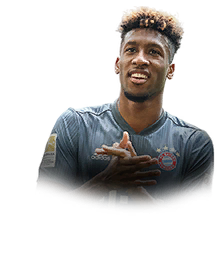 COMAN FIFA 19 Team of the Week Gold