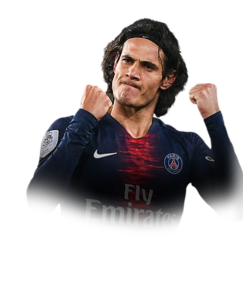 CAVANI FIFA 19 Team of the Week Gold