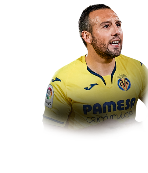 CAZORLA FIFA 20 Team of the Week Gold
