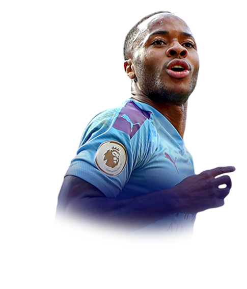 STERLING FIFA 20 TOTY Nominees