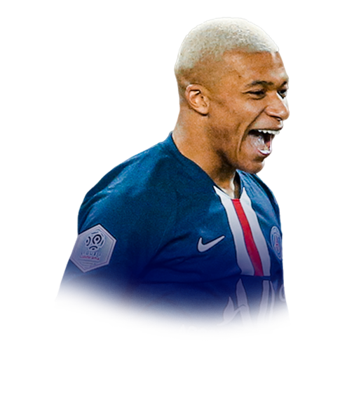 MBAPPÉ FIFA 20 Team of the Year