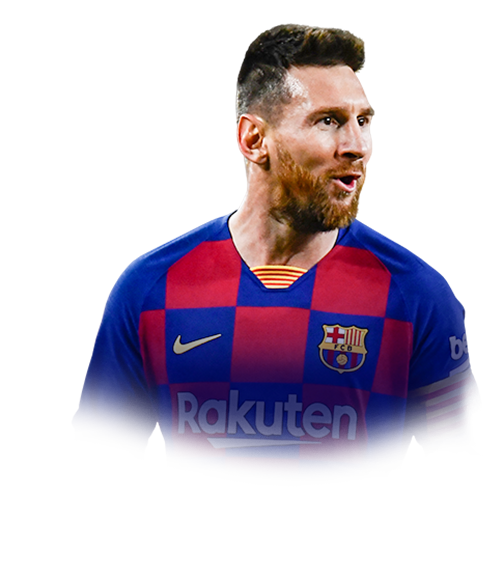 MESSI FIFA 20 Team of the Year