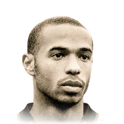 HENRY FIFA 20 Icon / Legend