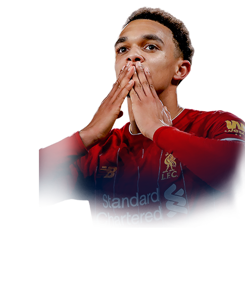 ALEXANDER-ARNOLD FIFA 20 TOTS So Far