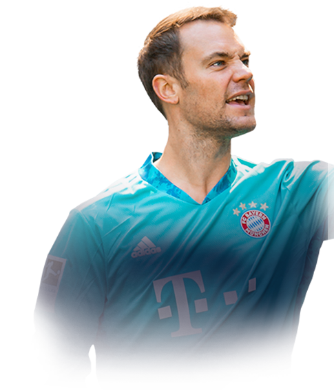 NEUER FIFA 21 Team of the Year