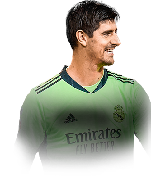 COURTOIS FIFA 21 Team of the Week Gold