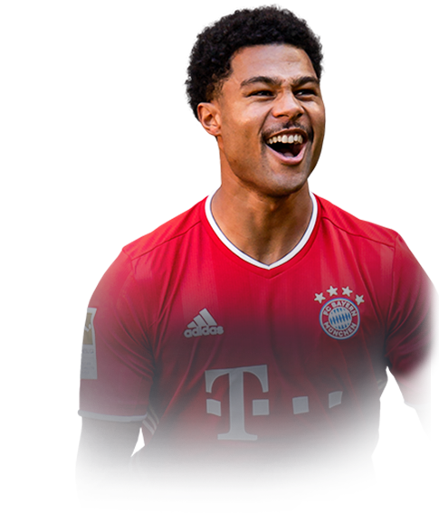 GNABRY FIFA 21 Freeze