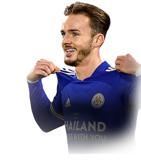 MADDISON FIFA 21 Team of the Week Gold