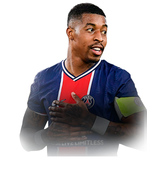 KIMPEMBE FIFA 21 Team of the Week Gold