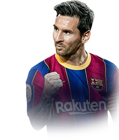 MESSI FIFA 21 Team of the Year