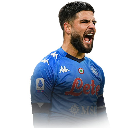 INSIGNE FIFA 21 Team of the Week Gold