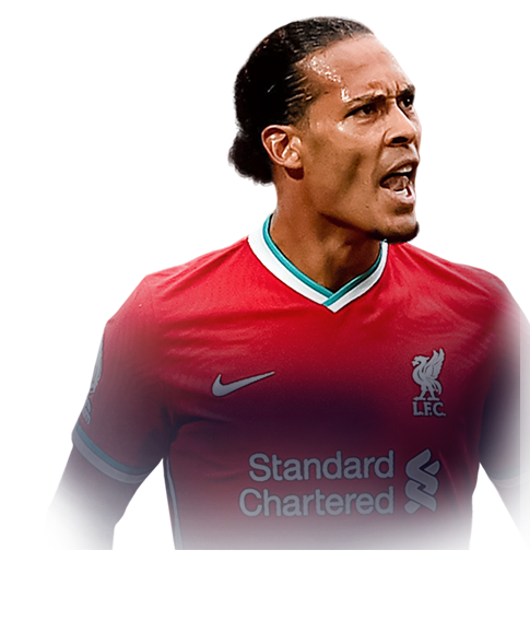 VAN DIJK FIFA 21 Team of the Year