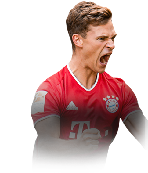 KIMMICH FIFA 21 Team of the Week Gold
