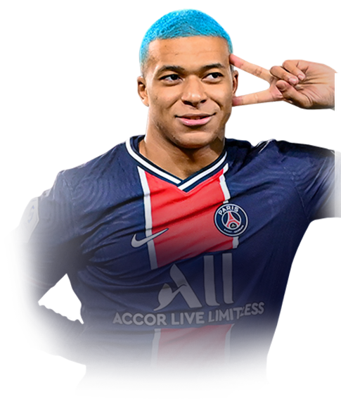 MBAPPÉ FIFA 21 Team of the Year