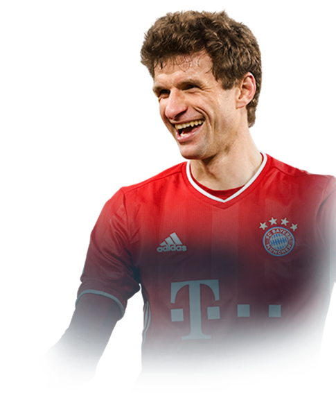 MÜLLER FIFA 21 Team of the Week Gold