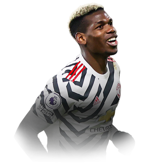 POGBA FIFA 21 Team of the Week Gold