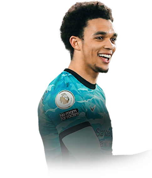 ALEXANDER-ARNOLD FIFA 21 Team of the Week Gold