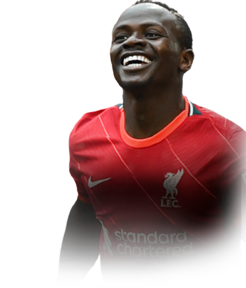 MANÉ FIFA 21 Team of the Week Gold