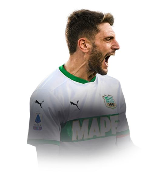 BERARDI FIFA 21 Team of the Week Gold