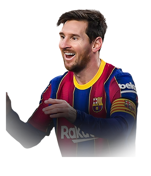 MESSI FIFA 21 Team of the Week Gold