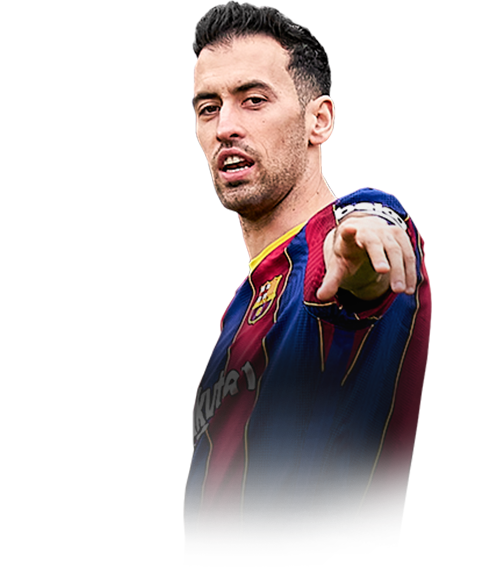 BUSQUETS FIFA 21 Champions League Moments