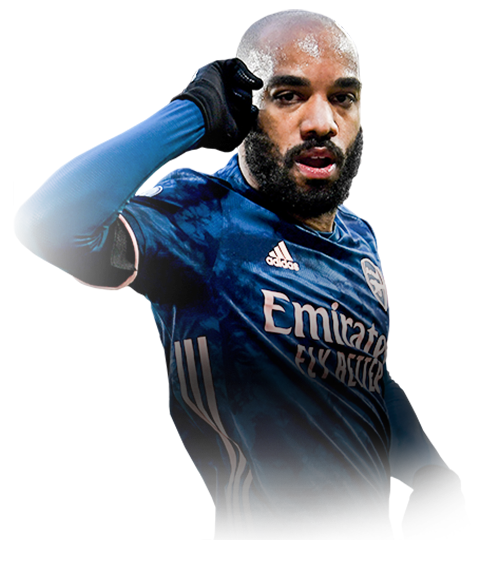 LACAZETTE FIFA 21 Team of the Week Gold