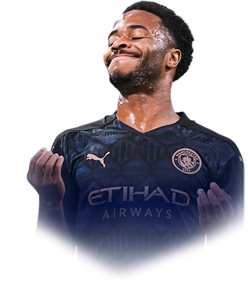 STERLING FIFA 21 Champions League TOTT