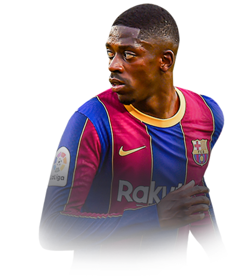 DEMBÉLÉ FIFA 21 Freeze