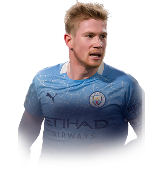 DE BRUYNE FIFA 21 Team of the Year