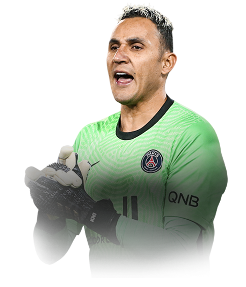 NAVAS FIFA 21 Team of the Week Gold
