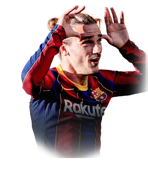 GRIEZMANN FIFA 21 Team of the Week Gold