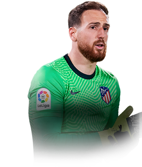 OBLAK FIFA 21 Team of the Week Gold