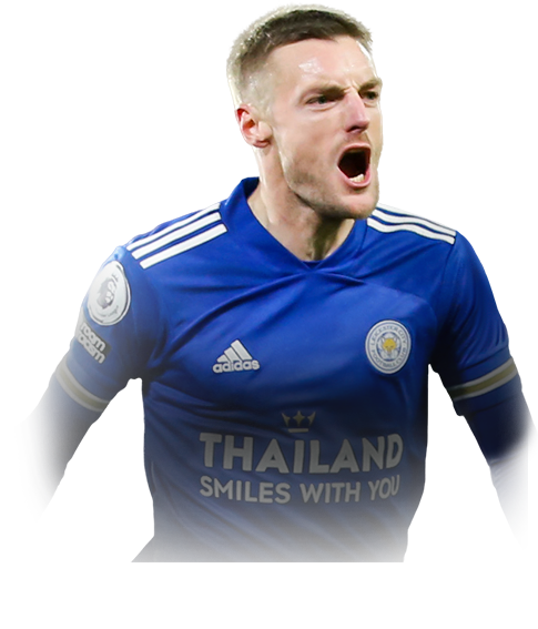 VARDY FIFA 21 Team of the Week Gold