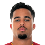 Justin Kluivert FIFA 21