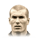 ZIDANE FIFA 21 Icon / Legend