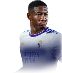 ALABA FIFA 22 Ones to Watch